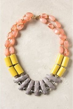 Willemstad Necklace from Anthropologie, £ 48