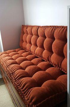 Window Seat Cushions, Patio Cushions, Floor Cushions, Cushions On Sofa, Daybed Mattress, Mattress On Floor, Terracotta Floor, Elegant Sofa, Custom Cushions