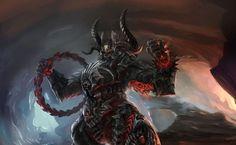 Demon Lord HD Wallpaper