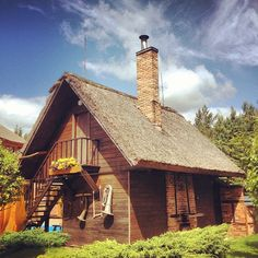 Old countryside Lithuanian house  Photo by facehunter