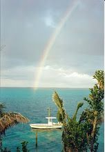 Rainbow in Abaco