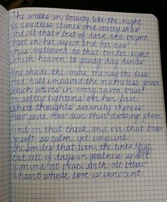 """I've written in print for so long that I'm having to reteach myself cursive. I can't even remember how to connect an """"r"""" to a """"b"""" - Imgur"""
