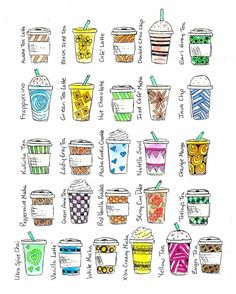 Doodles / Drawing - coffee cups how to draw Doodle Drawings, Cute Drawings, Doodle Art, Food Drawing, Drawing Ideas, Cheese Drawing, Drawing Drawing, Cute Doodles, Food Doodles