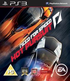 Need For Speed: Hot Pursuit (PS3) (2010) playstation 3