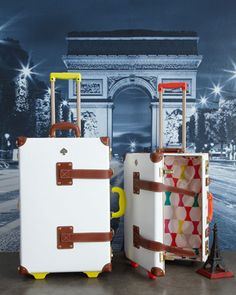 Kate Spade Things We Love Carry-On  Stowaway #Luggage by @kate spade new york at #Horchow durupaper.com #kate_spade