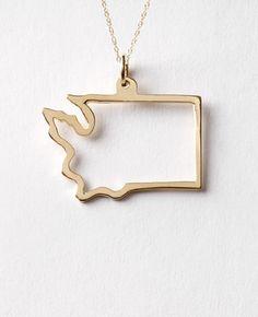 Washington necklace :)
