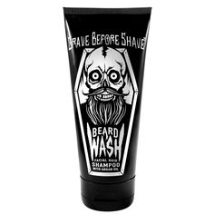 One 6 fl. tube of Grave Before Shave Beard Wash This Beard wash is enriched with Argan Oil to keep your hair hydrated to the fullest! This shampoo is designed for facial hair, but works fantastic on ALL HAIR! Beard Shampoo, Beard Conditioner, Hair Shampoo, Moustaches, Beard Wash, Shave Beard, Men Beard, Epic Beard, Classic Barber Shop