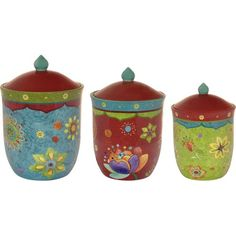 Found it at Wayfair - Ohlman 3 Piece Kitchen Canister Set