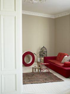 maybe from: veranda, house beautiful, elle decor Living Comedor, Modern Artwork, Elle Decor, Color Inspiration, Bedroom Inspiration, Beautiful Homes, House Beautiful, House Design, Living Room
