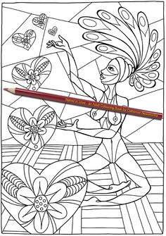 32 Best Naked In Love An Adult Colouring Book By Catherine