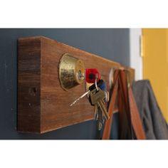 DIY key holder