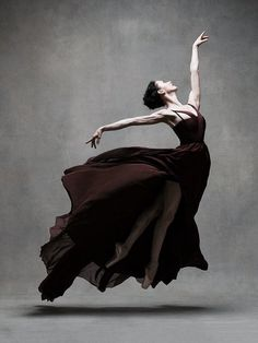 Reach for the skies. Beautiful dancer