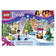LEGO Friends Advent Calendar *Both girls like this