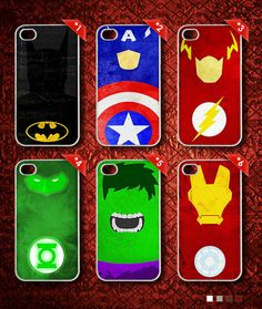 DC Marvel Minimalistic Batman Captain America Flash by DEVALOP Captain America, Minimalist, Batman, Marvel, Phone Cases, Iphone, Capitan America, Phone Case