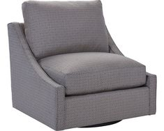 The Aldrin Swivel Chair - Informal or transitional