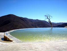hierve el agua Oaxaca 3