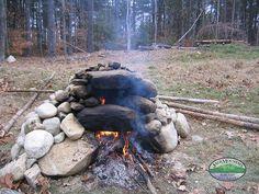 Outdoor oven