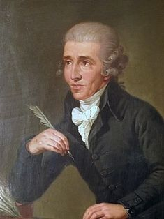 Franz Joseph Haydn   1732 – 1809    A prominent and prolific composer of the Classical period. He is familiarly known as the 'father of the symphony' and could with greater justice be thus regarded for the string quartet; no other composer approaches his combination of productivity, quality and historical importance in these genres.