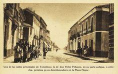 https://flic.kr/p/rNcYU7 | Una de las calles principales de Tomelloso... | Publicado en: Enciclopedia gráfica La Mancha y el Quijote / Angel Dotor.-- Barcelona : Cervantes, 1930. 80 p. : il. Número de página: 43 Acceder al texto competo en: ceclmdigital2.uclm.es/hemeroteca/libros/INTERNET/C0045283...