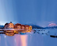 Safari, Spa Hotel, Design Hotel, Luxury Hotels, Spas, Skiing, Mansions, House Styles, Places