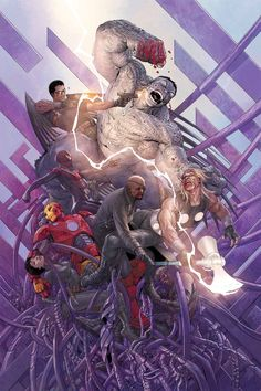 #Hulk #Fan #Art. (Cataclysm: Ultimates Vol.1 #3 Cover) By: Mukesh Singh. (THE  5  STÅR  ÅWARD  OF:  AW YEAH, IT'S MAJOR ÅWESOMENESS!!!™)*****