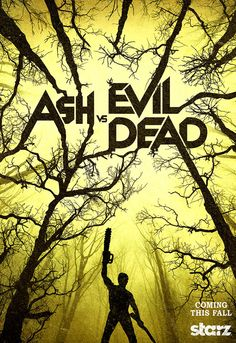 Get Your First (Insanely Bloody!) Look at Starz's Ash vs Evil Dead
