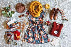 Autumn Basics. By www,juliadavilalampe.com
