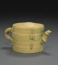 An yixing teapot