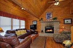 Dawson's Creek - Gatlinburg Cabin Rental - 2 Bedrooms, 2 Baths, Sleeps 6
