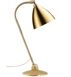 Gubi BL2 Tischleuchte - messing Jetzt bestellen unter: https://moebel.ladendirekt.de/lampen/tischleuchten/beistelltischlampen/?uid=15db0155-a370-5ae0-a919-b930fdd01655&utm_source=pinterest&utm_medium=pin&utm_campaign=boards #lampen #tischleuchten #beistelltischlampen