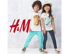 $12.99 H&M Kids' T-Shirt & Pants (Mix & Match)  Free Shipping $12.99 (hm.com)
