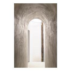 SPA LA MAISON EVIDENS DE BEAUTÉ . Interior architecture project by Emmanuelle Simon . #emmanuellesimon #spa #evidensdebeaute #interiorarchitecture #project #shop #paris #corridor #arch #circular #staircase #stairs #light #wood #francojapanese #interiordesign #architecture #design @lamaisonevidensdebeaute 📷 : @benoit_linero