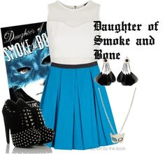 Daughter of Smoke and Bone De Laini Taylor