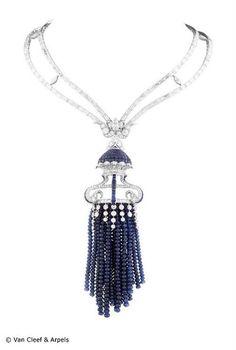 Van Cleef & Arpels Medusa Necklace