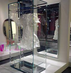 GLAS ITALIA at Maison&Objet 2016 - Paris | Hall 7 Stand B100 C99 | PRISM glass wardrobe deisng Tokujin Yoshioka |  #RonanandErwanBouroullec, #EdwardBarberandJayOsgerby #PhilippeStarck #PatriciaUrquiola #PieroLissoni #Nendo #TokujinYoshioka #ChiaraAndreatti #MonicaArmani #MassimilianoLocatelli www.glasitalia.com