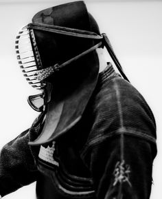 Kendo Warriors by Iain Goodyear, via Behance