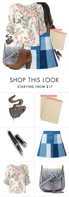 """Thank you so much for 700 followers!"" by wibbly-wobbly-timey-wimey-dork on Polyvore featuring Dot & Bo, Aspinal of London, Montegrappa, Ines de la Fressange, Billie & Blossom, Chloé and Steve Madden"