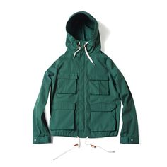 Short Mountain Jacket