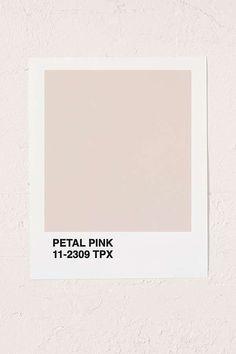 Slide View: 1: Honeymoon Hotel Petal Pink Art Print