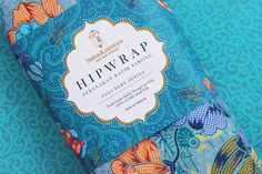 This Colorful Sarong Packaging will take You on an Instant Vacation