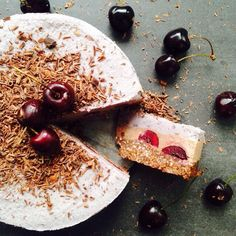 Wildblend - Real Food - Fitness - Health Blog by Zoe Raissakis | Raw Vegan Black Forest Cake
