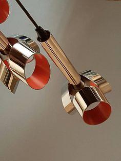 Bekijk dit items in mijn Etsy shop https://www.etsy.com/nl/listing/196698075/space-age-lamp-raak-amsterdam-60-dutch