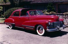 1940 Cadillac Fleetwood 60S Town Car