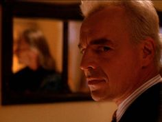 Ray Wise as Leland Palmer:   Through the darkness of future past,  The magician longs to see  Once chants out between two worlds:  Fire, walk with me.