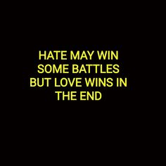 Quote of winners