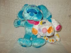 Blues Clues Hide & Find Blue Dog and Sprinkles Talking Game Nick Jr Fisher Price #FisherPrice