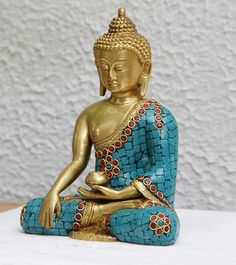 In honoring our own unique destiny, we allow our most personal life to become an expression of the Buddha in a new form. Home Decor Accessories, Decorative Accessories, Buda Zen, India Decor, Indian Interiors, Buddha Art, Meditation Space, Asian Decor, Sweet Home