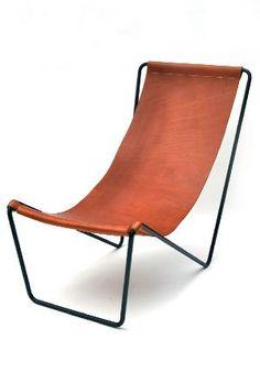 g55 lounger leather Michael Verheyden