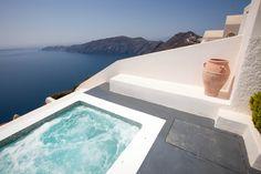 Anastasis Apartments in Imerovigli, Santorini (Greece), the #4 romance hotel in the world