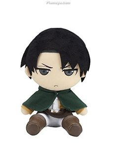 Attack on Titan - Plush Series Levi